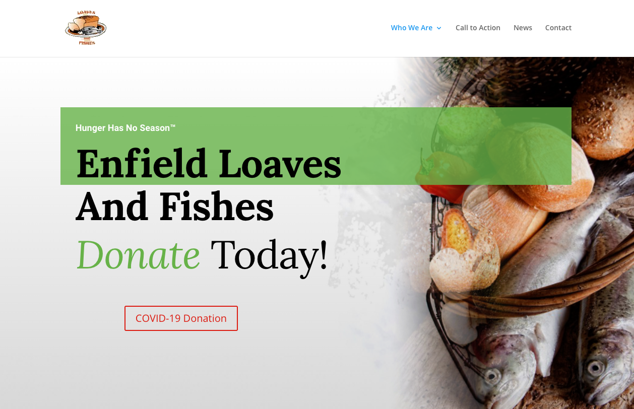 xheight studios helps enfieldloavesandfishes.com