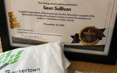 Community Campion Award